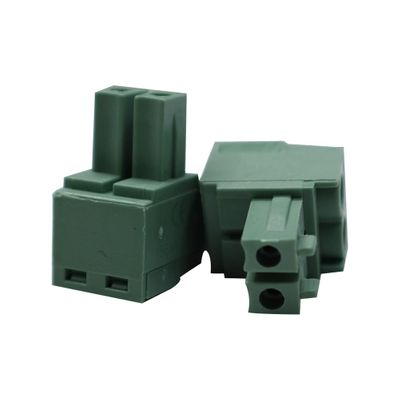 RS485 Connector Screw Terminal Adapter Splitter Male 2 Pin