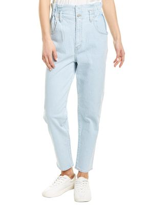 Madewell Classic Straight Paperbag Jean