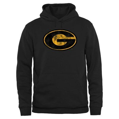 Grambling Tigers Big & Tall Classic Primary Pullover Hoodie - Black