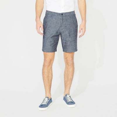 Nautica 8.5in Chambray Deck Short   in