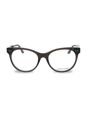 Bottega Veneta 52MM Cat Eye Optical Glasses