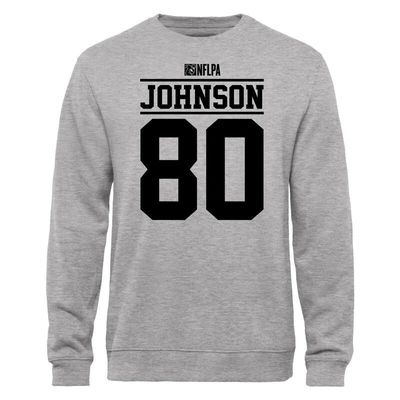 Andre Johnson NFLPA Player Issued Sweatshirt - Ash