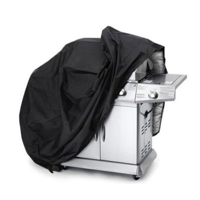 Portable Waterproof BBQ Grill Barbeque Cover Outdoor Rain Grill Barbacoa Anti Dust Protector For Gas Charcoal Electric Barbe