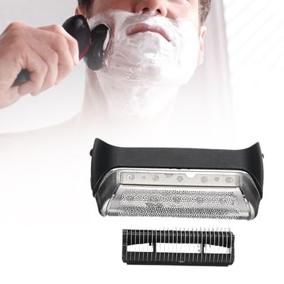 Cutter Cleaning Shaver Foil Replacement Head Film Protective Screen Parts Durable Easy Install Mesh Razor Electric For Braun 10B