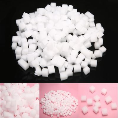 300Pcs/Bag 10*10mm Simulation Jelly Cubes Toy Girl Crafts DIY Toy Material for DIY Slime Jelly Cube Clear Slime