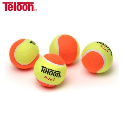 1PCS Teloon Tennis Training Ball for Children Kids Suit >5 Years Old Decompression 50% 25% 75% Teenager Indoor Squash Ball 04SPE