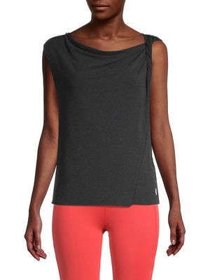 Free People Movement Twisted Sleeveless Tee