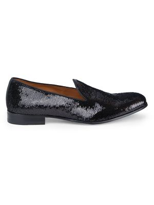 Mezlan Sequin Loafers