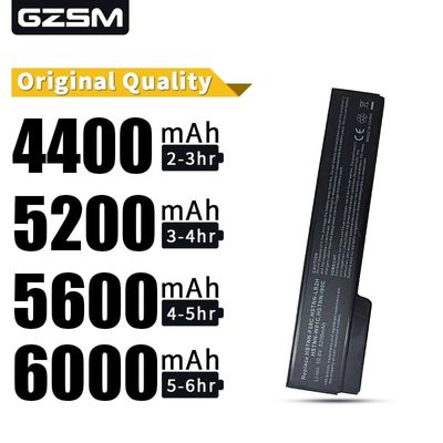 HSW LAPTOP Battery for HP 8460p 8460w 8470p 8470w 8560p 8570p 6360b battery for laptop 6460b 6465b 6470b 6475b 6560b 6565b 6570b