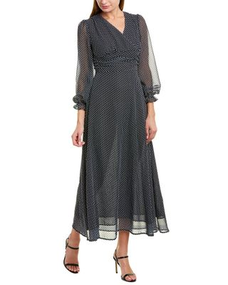 Riko Bruno Maxi Dress