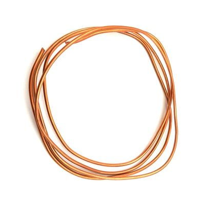 1M T2 copper tube fitting 2 X 1MM radiating tube heat transfer tubes for Notebook water-cooled accessories
