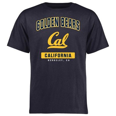 Cal Bears Campus Icon T-Shirt - Navy