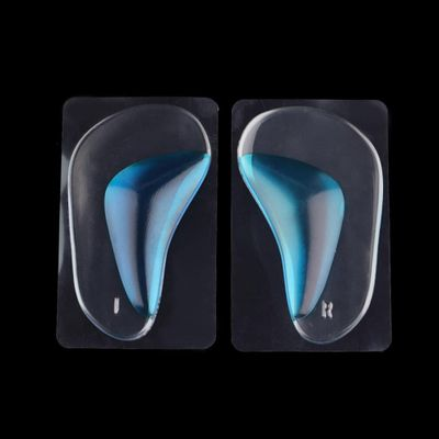 1 pair Professional Orthotic Insole Child Flatfoot Corrector Arch Pain Support Gel Inserts Pads 2016 Hot Worldwide sale Z17001