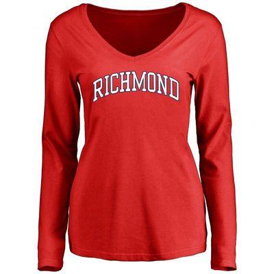 Richmond Spiders Women's Everyday Long Sleeve T-Shirt - Red