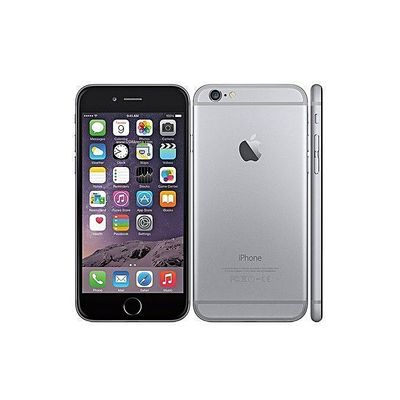 Iphone 6 16gb Space Grey, Free Pouch, Screen Protector, 6000 MAh Power Bank