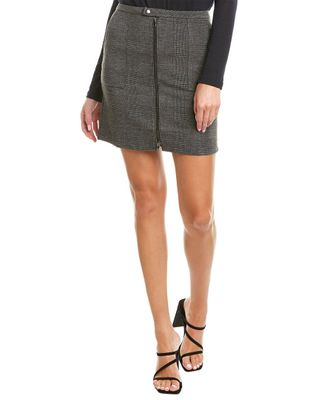 David Lerner Cargo Mini Skirt