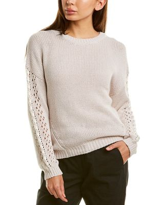Michael Stars Laced Sweater