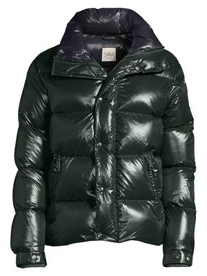Sam Vail Nylon Down Puffer Jacket