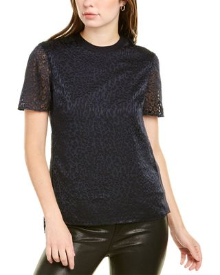 Ted Baker Burnout Relaxed T-Shirt