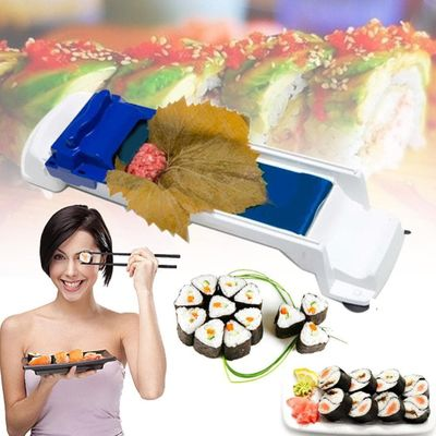 Factory Direct Roller Sushi Machine Vegetable Meat Machine Kitchen Creative Gadgets Meat Slicer
