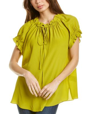 ESCADA Newas Silk-Blend Top