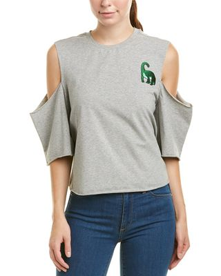 Kendall + Kylie Patch T-Shirt