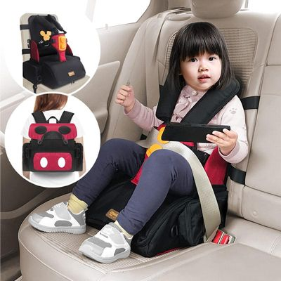 3 in 1 Multi-function  waterproof for storage baby safety belt adapters kids portable baby seat Child Seatbelt for Kids Safety