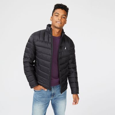 Nautica Quilted J-class Ripstop Jacket