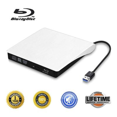 USB 3.0 Blu ray Drive BD-ROM CD/DVD RW Burner Writer Optical Drive Portatil External Bluray Player for hp Laptop Computer Apple