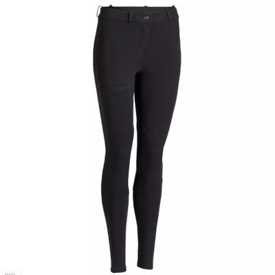 2020 NEW Women Equestrian Breeches Women Soft Breathable SkinnyTight Horse Riding Pants Horse Riding Schooling Chaps Black Brown