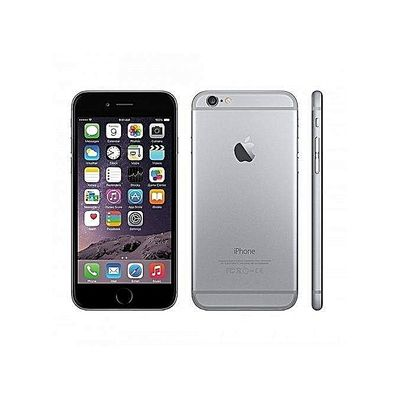 Iphone 6 Plus 16gb Space Grey (5.5 Inch) With Full IOS