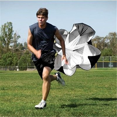 Blue Song Speed Training Running Drag Parachute Soccer Training Fitness Equipment Speed Drag Chute Physical Training Equipment