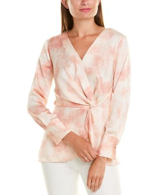 Vince Camuto Twisted Top