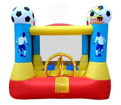 New Design Inflatable Mighty Football Bounce House Moonwalk Bouncer Jumper Bouncy Jump Castle