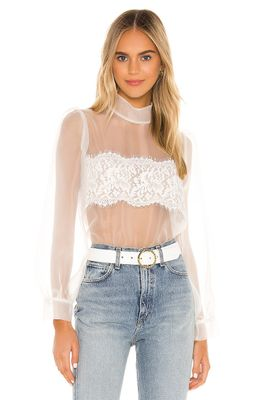 Amanda Uprichard X REVOLVE Alondra Top
