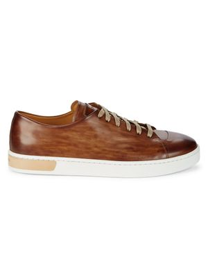 Magnanni Bates Low-Top Leather Sneakers