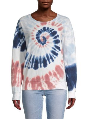 Chance or Fate Tie-Dye Sweatshirt