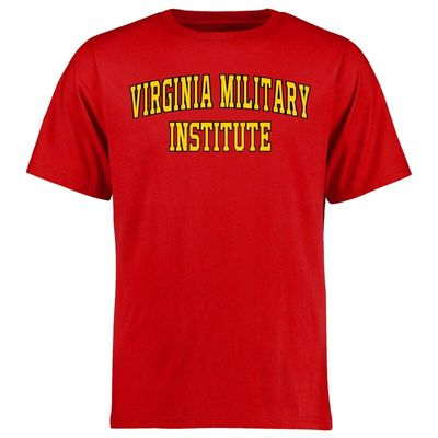 Virginia Military Institute Keydets Everyday T-Shirt - Red
