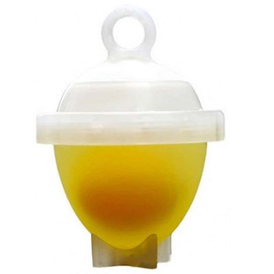 Newly Hot NEW Egg Yolk Separator Steamed Egg Container Egg Separator Cooking Tool  0718