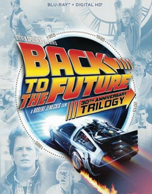 Back to the Future: The Complete Trilogy (3th Anniversary Edition) (Blu-ray + Digital HD)