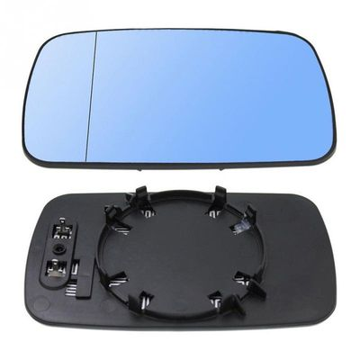 2pcs Side Mirror Glass Fit For BMW E39/E46 320i 330i 325i 525i L/R Part