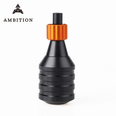 Ambition tattoo cartridge grip Aluminum Alloy adjustable cartridge Grip can be put in a disinfection cabinet for Tattoo Machine