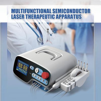 Real LASTEK Multifunction Clinic Supplies Rhinitis Deafness Snoring Arthritis Hyperlipemia Pain Relief Cold Laser Therapy Device
