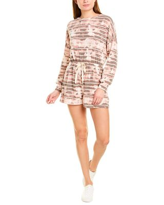Peyton Valley Bleached Romper