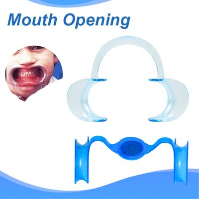 CARENT Dental Oral Opener C Type M Opener Orthodontic Opener Whitening Opener Clinic Hospital