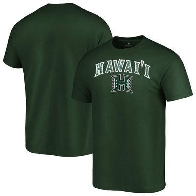 Hawaii Warriors Campus T-Shirt - Green