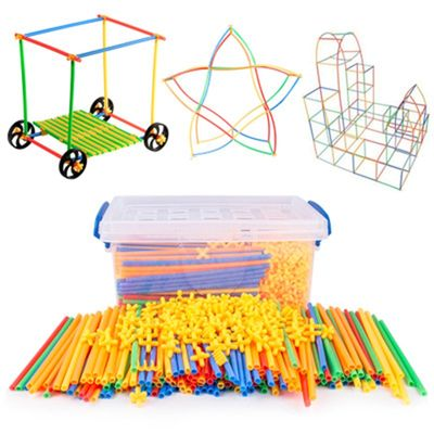 Children Toy Block Tunnel Building Blocks Kids Playground Toys Assemble Educational Toy Indoor Outdoor Combined Play Games