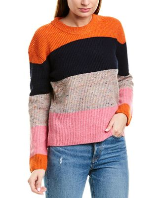 A.L.C. Georgina Wool & Cashmere-Blend Sweater