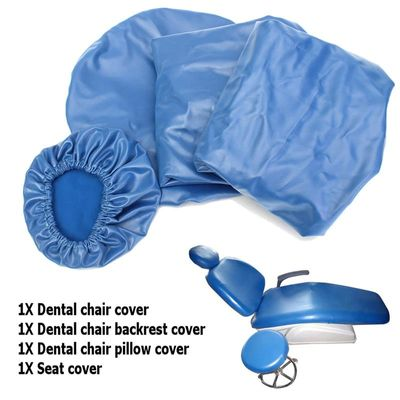6 Colors Dentistry Clinic Chair Waterprof Unit Cover Protector For Lab Supplies