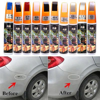 1PC Liplasting Car Accessories Truck Auto Coat Scratch Clear Repair Paint Pen Touch Up Remover Applicator Tool Pen Waxing TSLM1